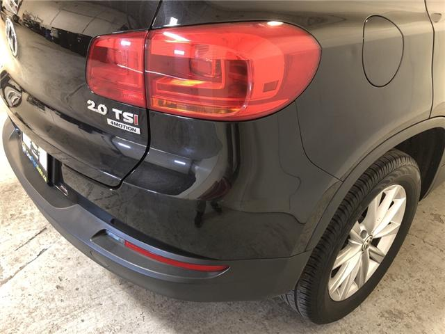 2014 Volkswagen Tiguan Highline (Stk: 578204) in Milton - Image 23 of 26