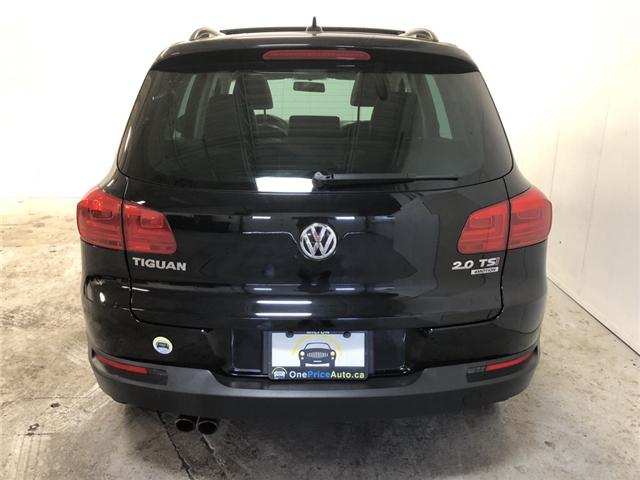 2014 Volkswagen Tiguan Highline (Stk: 578204) in Milton - Image 24 of 26