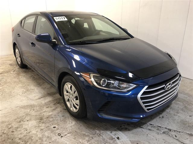 2017 Hyundai Elantra LE AUTOMATIC, CRUISE CTRL, TRCATION