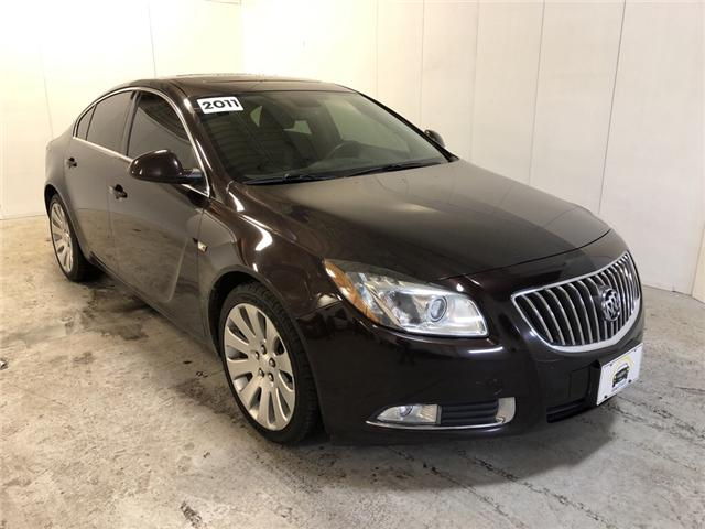 2011 Buick Regal CXL Turbo (Stk: 109685) in Milton - Image 1 of 27