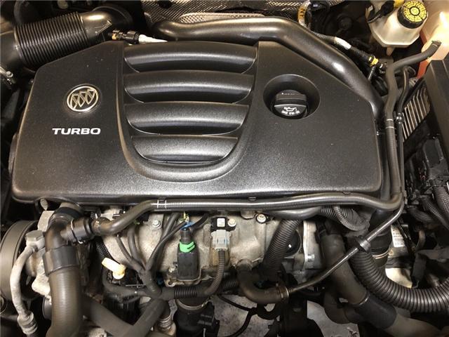 2011 Buick Regal CXL Turbo (Stk: 109685) in Milton - Image 7 of 27