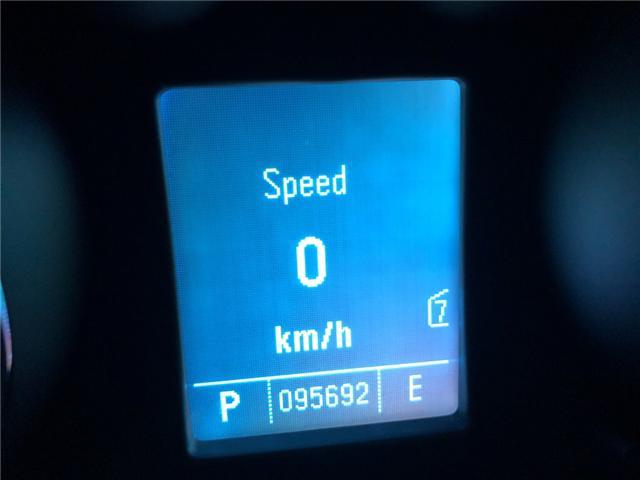 2011 Buick Regal CXL Turbo (Stk: 109685) in Milton - Image 17 of 27