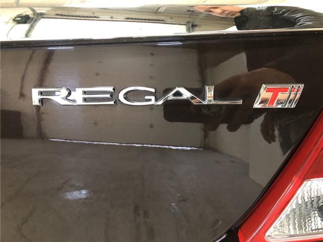 2011 Buick Regal CXL Turbo (Stk: 109685) in Milton - Image 26 of 27
