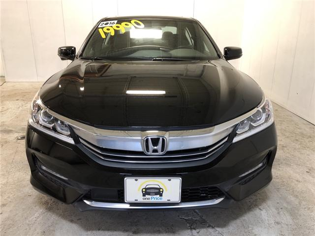 2016 Honda Accord Sport (Stk: 809251) in Milton - Image 6 of 28
