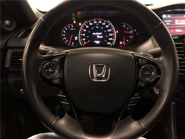 2016 Honda Accord Sport (Stk: 809251) in Milton - Image 19 of 28