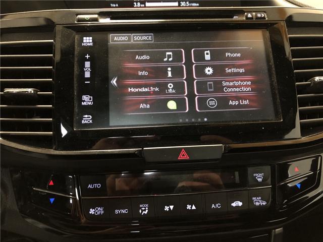 2016 Honda Accord Sport (Stk: 809251) in Milton - Image 21 of 28