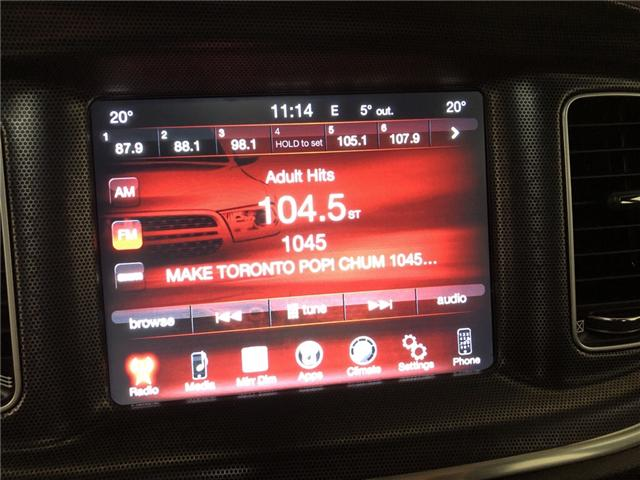 2017 Dodge Charger SXT (Stk: 653966) in Milton - Image 20 of 27