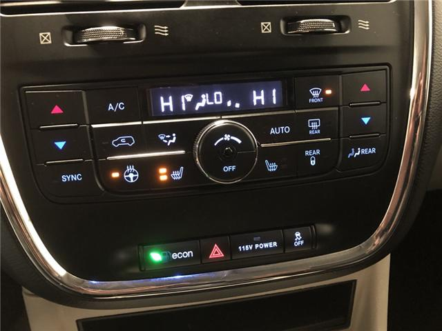 2017 Dodge Grand Caravan Crew (Stk: 774989) in Milton - Image 21 of 30
