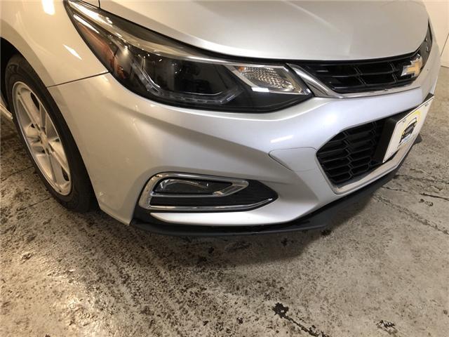 2017 Chevrolet Cruze LT Auto (Stk: 536001) in Milton - Image 4 of 30