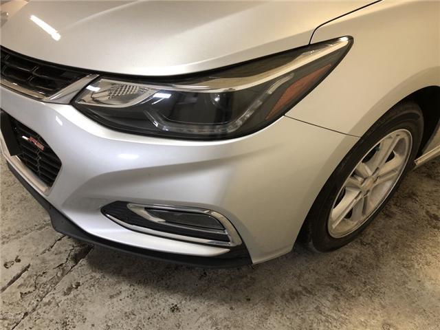 2017 Chevrolet Cruze LT Auto (Stk: 536001) in Milton - Image 5 of 30