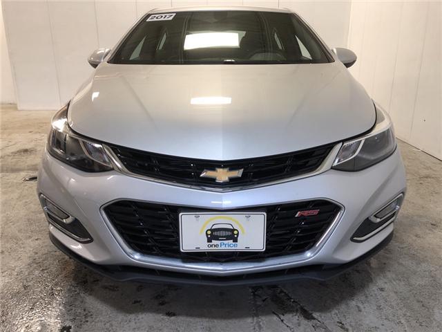 2017 Chevrolet Cruze LT Auto (Stk: 536001) in Milton - Image 6 of 30
