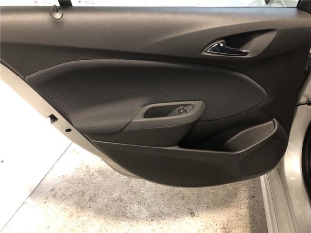 2017 Chevrolet Cruze LT Auto (Stk: 536001) in Milton - Image 11 of 30