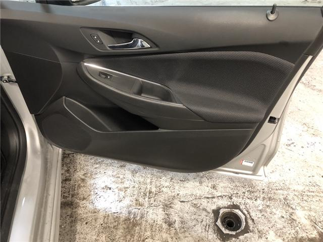 2017 Chevrolet Cruze LT Auto (Stk: 536001) in Milton - Image 15 of 30