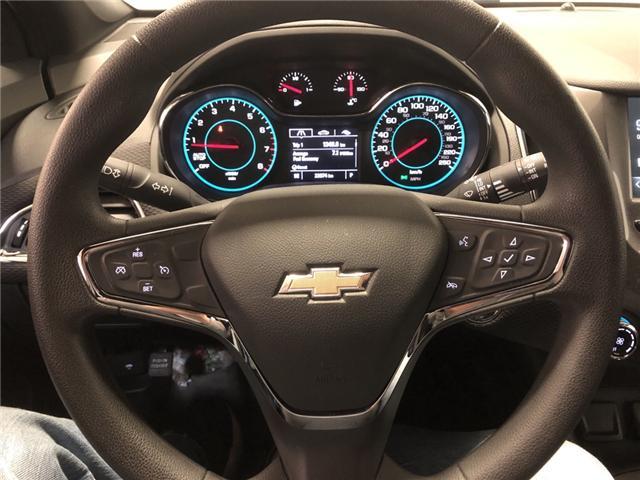 2017 Chevrolet Cruze LT Auto (Stk: 536001) in Milton - Image 19 of 30