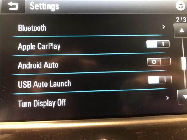 2017 Chevrolet Cruze LT Auto (Stk: 536001) in Milton - Image 21 of 30