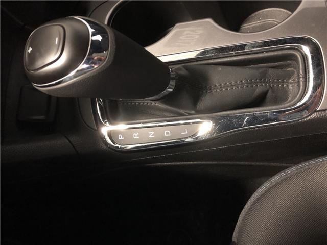 2017 Chevrolet Cruze LT Auto (Stk: 536001) in Milton - Image 24 of 30
