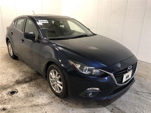 2015 Mazda Mazda3 GS (Stk: 180411) in Milton - Image 1 of 2