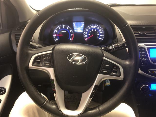 2013 Hyundai Accent GLS (Stk: 069677) in Milton - Image 17 of 27