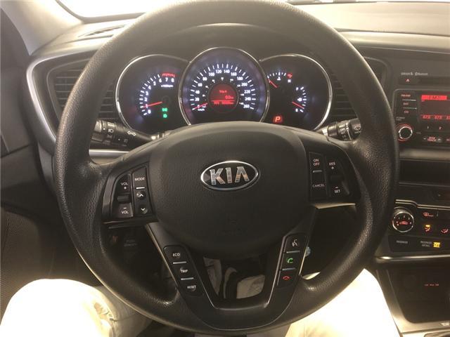 2013 Kia Optima LX (Stk: 307364) in Milton - Image 17 of 25