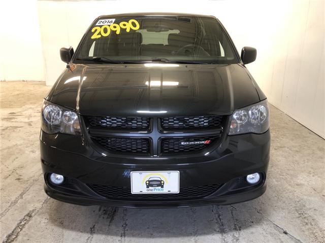 2016 Dodge Grand Caravan SE/SXT (Stk: 330877) in Milton - Image 6 of 28