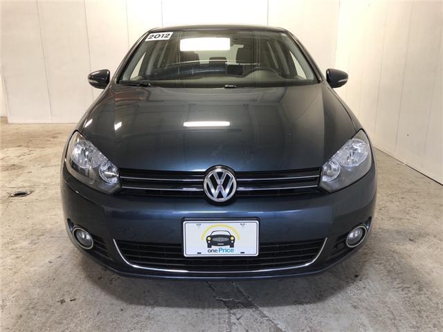 2012 Volkswagen Golf 2.0 TDI Comfortline (Stk: 322756) in Milton - Image 6 of 27