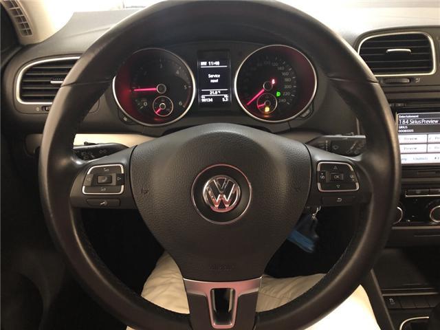 2012 Volkswagen Golf 2.0 TDI Comfortline (Stk: 322756) in Milton - Image 18 of 27