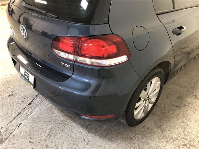 2012 Volkswagen Golf 2.0 TDI Comfortline (Stk: 322756) in Milton - Image 24 of 27