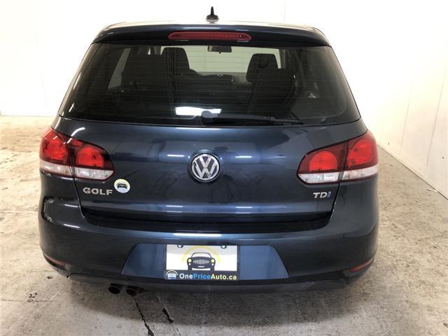 2012 Volkswagen Golf 2.0 TDI Comfortline (Stk: 322756) in Milton - Image 25 of 27