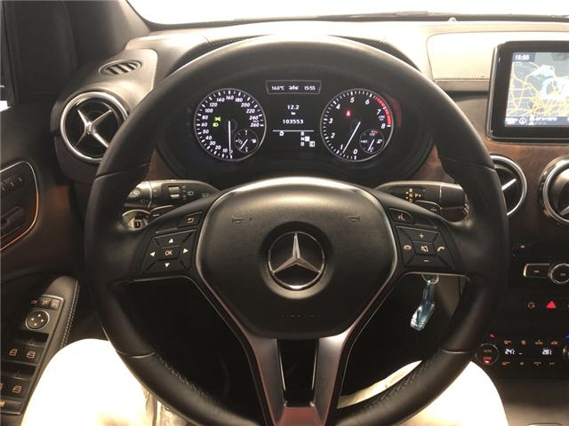 2013 Mercedes-Benz B-Class Sports Tourer (Stk: 164703) in Milton - Image 20 of 28