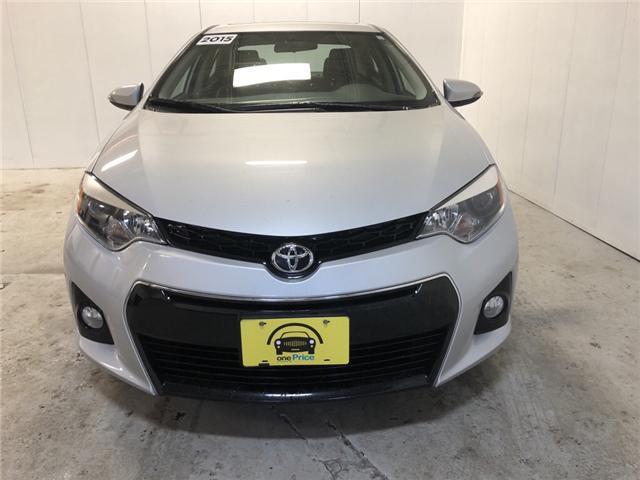 2015 Toyota Corolla S (Stk: 282544) in Milton - Image 6 of 29