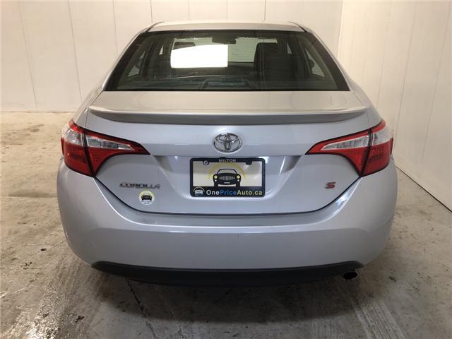 2015 Toyota Corolla S (Stk: 282544) in Milton - Image 27 of 29