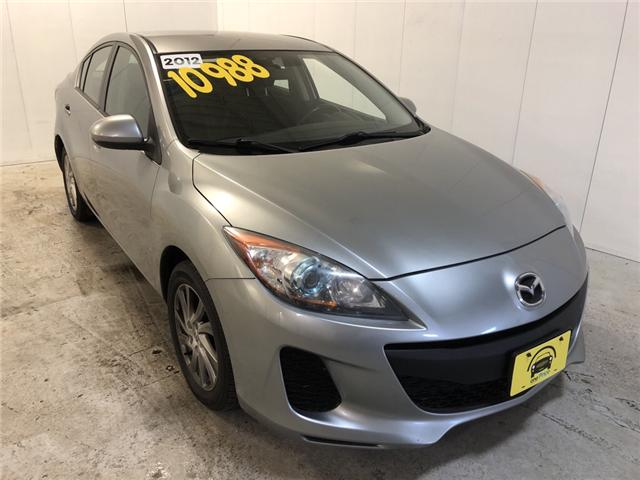 2012 Mazda Mazda3 GS-SKY (Stk: 639999) in Milton - Image 1 of 27