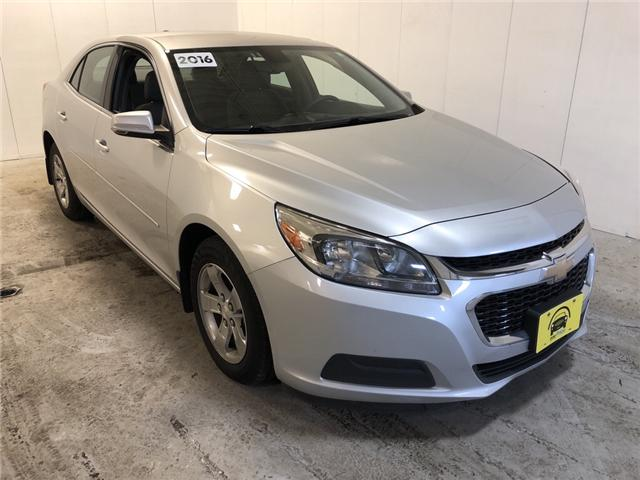 2016 Chevrolet Malibu Limited 1FL (Stk: 131873) in Milton - Image 1 of 24