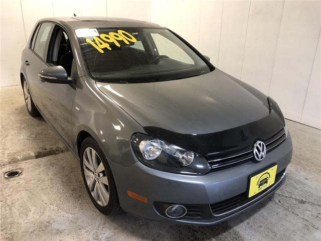 2013 Volkswagen Golf Wolfsburg Edition 2.0 TDI (Stk: 127483) in Milton - Image 1 of 27