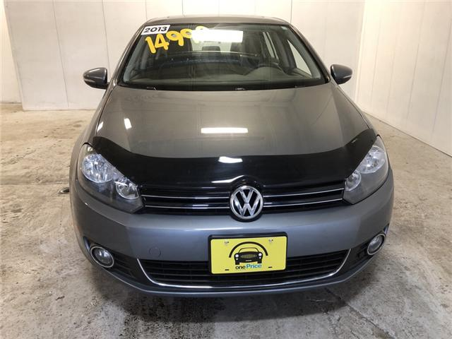 2013 Volkswagen Golf Wolfsburg Edition 2.0 TDI (Stk: 127483) in Milton - Image 6 of 27