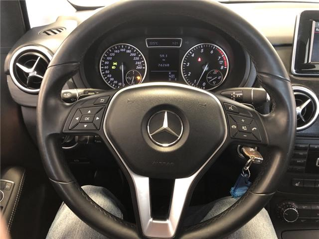 2014 Mercedes-Benz B-Class Sports Tourer (Stk: 187352) in Milton - Image 18 of 25