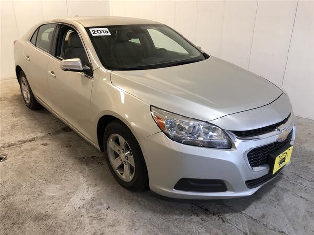 2015 Chevrolet Malibu 1LT (Stk: 203284) in Milton - Image 1 of 25