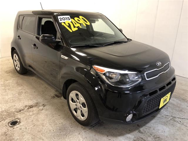 2015 Kia Soul LX (Stk: 160336) in Milton - Image 1 of 25