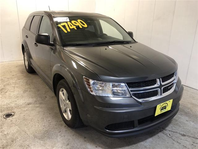 2017 Dodge Journey CVP/SE (Stk: 514934) in Milton - Image 1 of 27