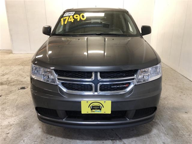 2017 Dodge Journey CVP/SE (Stk: 514934) in Milton - Image 6 of 27