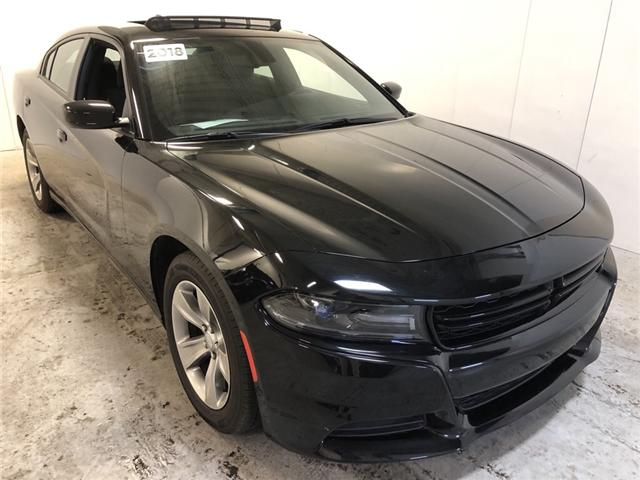 2018 Dodge Charger SXT Plus (Stk: 306320) in Milton - Image 1 of 28