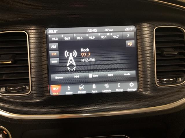 2018 Dodge Charger SXT Plus (Stk: 306320) in Milton - Image 21 of 28