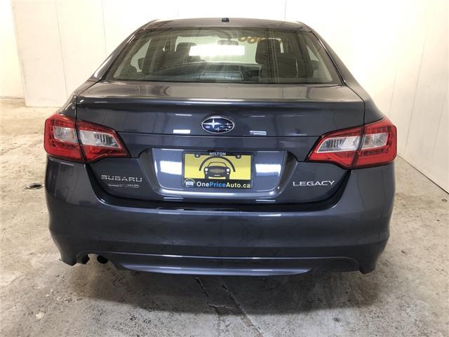 2015 Subaru Legacy 2.5i (Stk: 016439) in Milton - Image 25 of 26