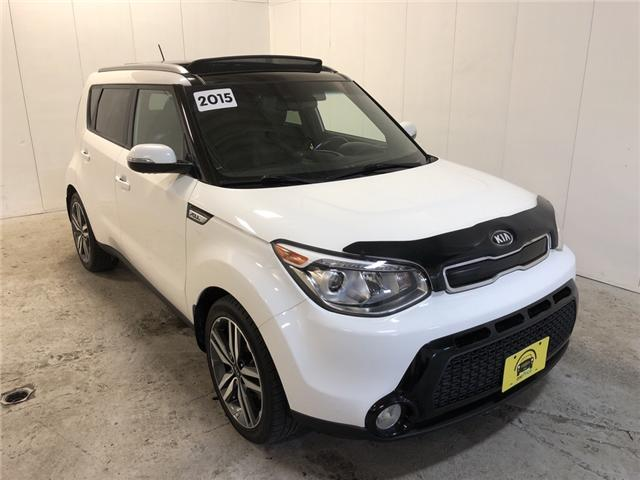 2015 Kia Soul SX Luxury (Stk: 796591) in Milton - Image 1 of 29