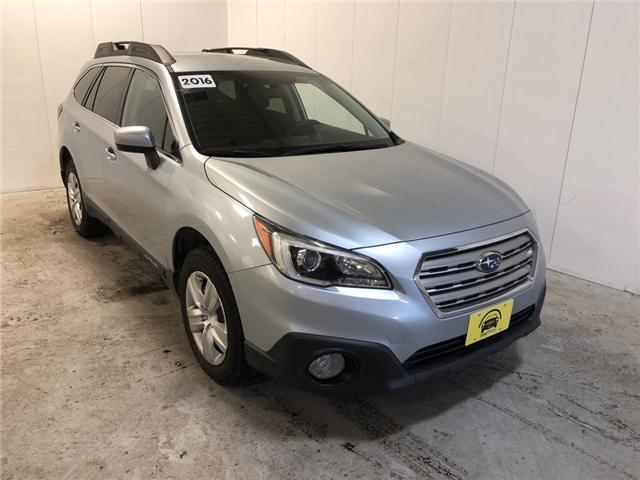 2016 Subaru Outback 2.5i (Stk: 270471) in Milton - Image 1 of 26