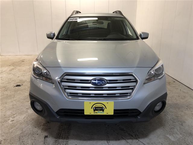 2016 Subaru Outback 2.5i (Stk: 270471) in Milton - Image 6 of 26