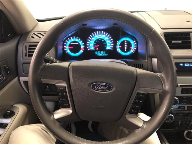 2011 Ford Fusion SEL (Stk: 100701) in Milton - Image 18 of 25