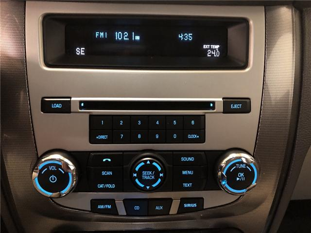 2011 Ford Fusion SEL (Stk: 100701) in Milton - Image 19 of 25