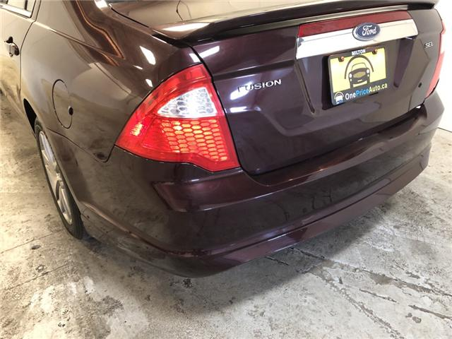 2011 Ford Fusion SEL (Stk: 100701) in Milton - Image 23 of 25
