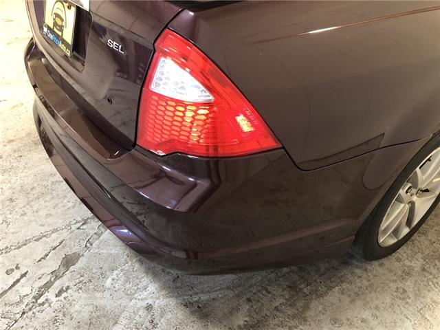 2011 Ford Fusion SEL (Stk: 100701) in Milton - Image 24 of 25